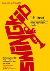 uF Beat Poster v2 2019