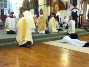 Fr Mischa's ordination to the priesthood - Holy Trinity