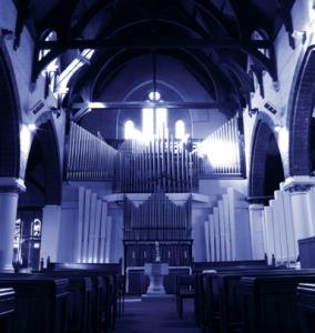 Holy Innocents Hornsey Organ